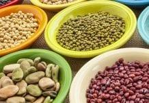 Ácido Fítico de las legumbres