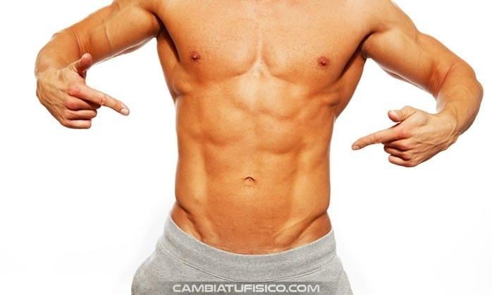Entrenar los abdominales