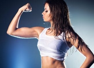 Aeróbicos,Masa muscular