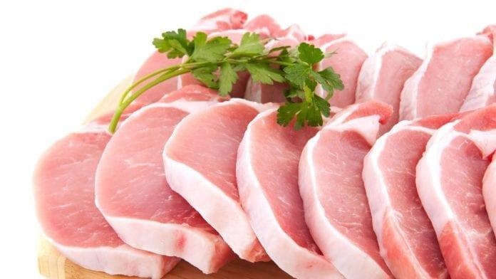 Carne en el culturismo