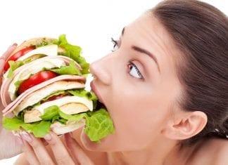 Comer deprisa engorda