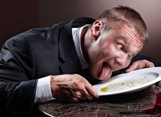 Ansias de comer comida basura
