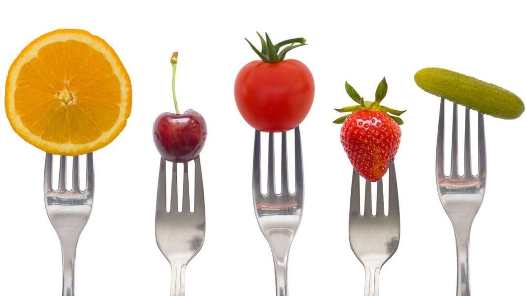 Cambia los batidos por comida natural