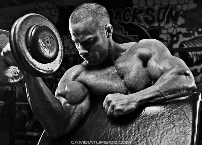 Creatina para ganar músculo