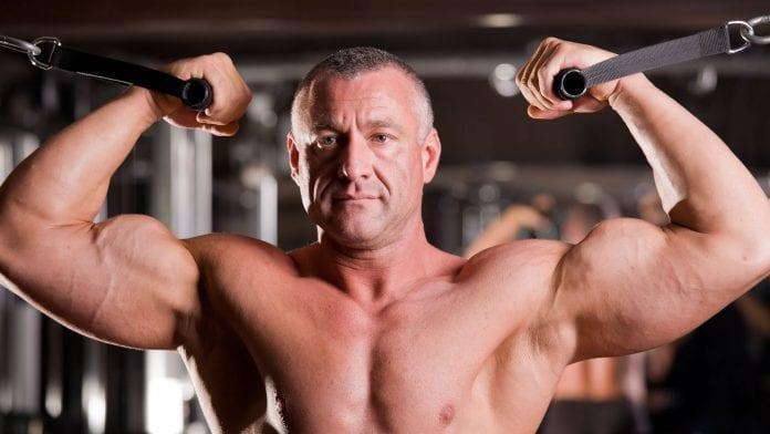Tiempo Entrenando para Crecimiento Muscular