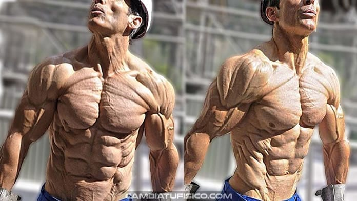 Definición muscular extrema