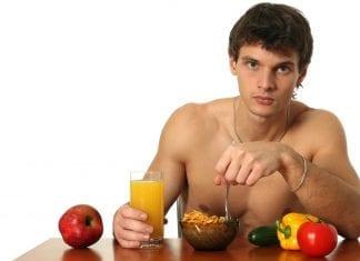 Desayuno culturista diferente