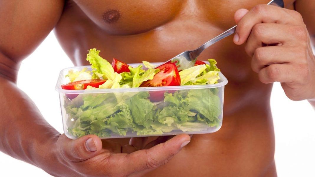 Dieta culturista de Daniel Veas