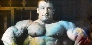 Dieta Dorian Yates,Volumen Muscular