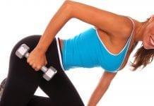 Dieta para mujer fitness