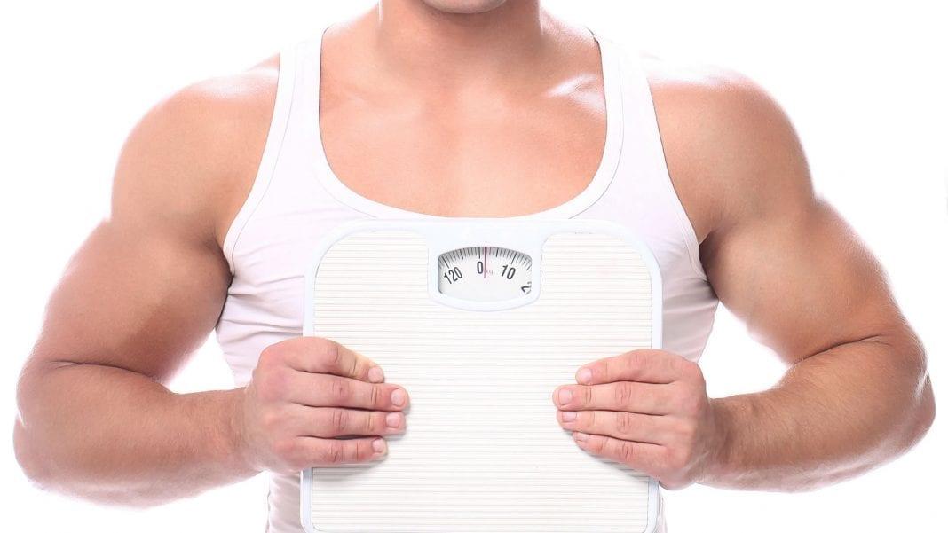 Dieta de masa muscular limpia