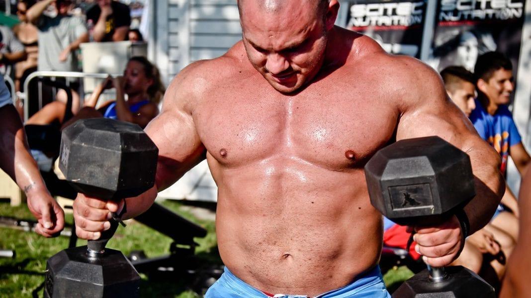Dieta de volumen muscular