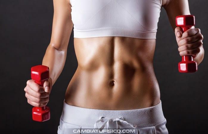 Dietas de definición muscular | Cambiatufisico