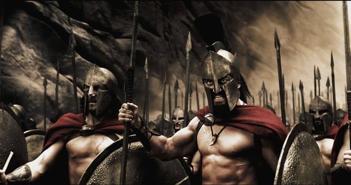Entrenar como Espartanos