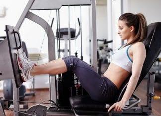 Entrenamiento de piernas para Mujer