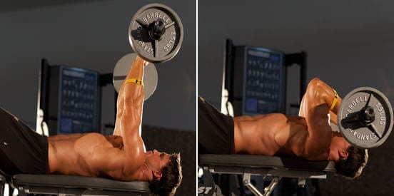 extensiones triceps
