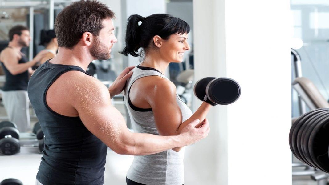 Fitness en Mujeres principiantes