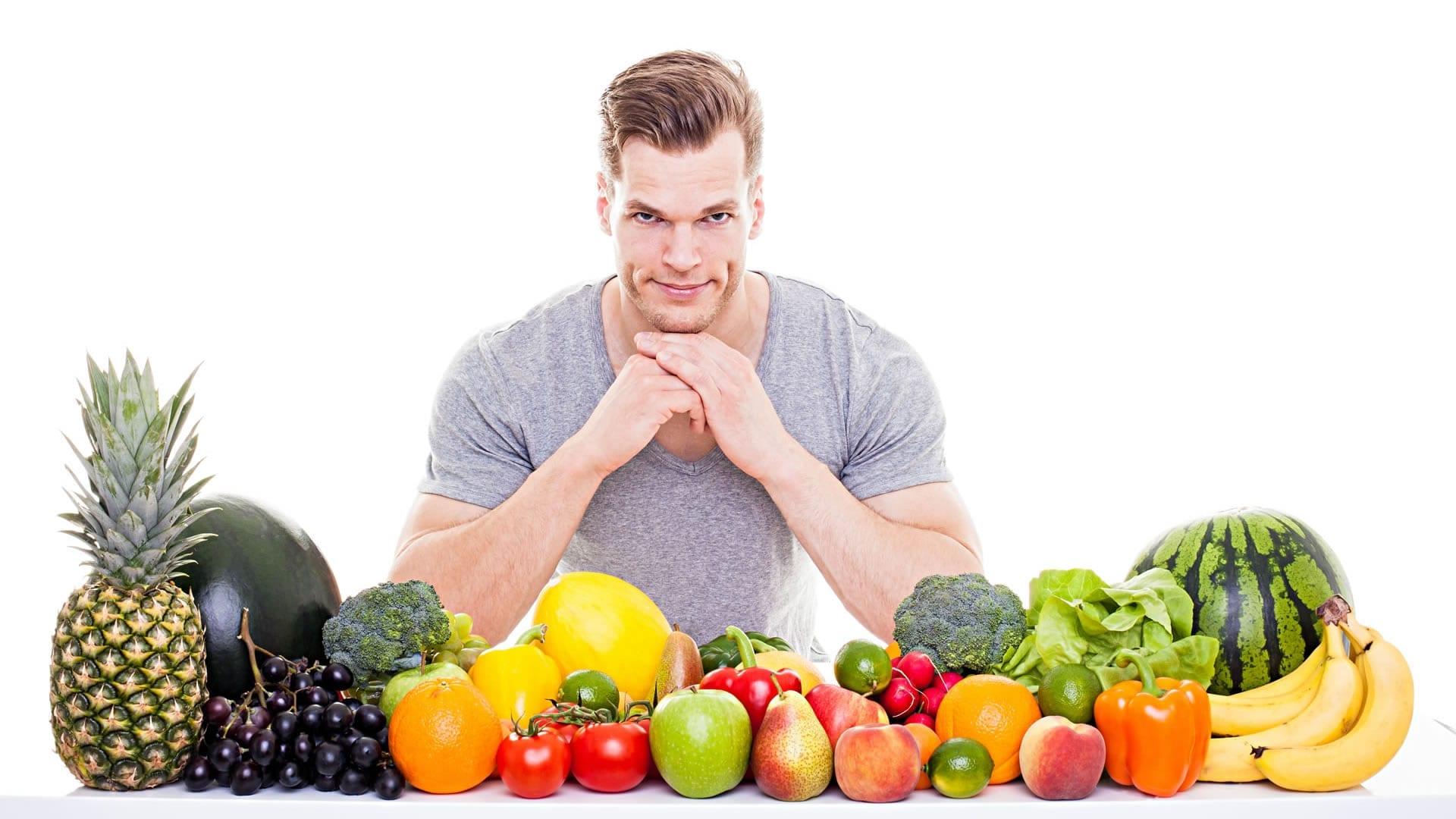 Frutas y Verduras para tu dieta culturista | Cambiatufisico