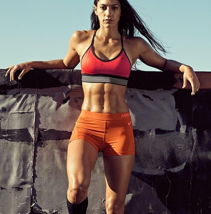 ganancia de masa muscular