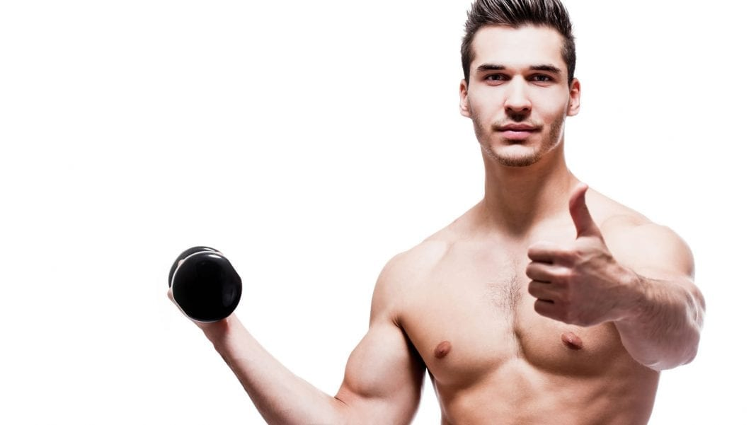 Ganar masa y músculo