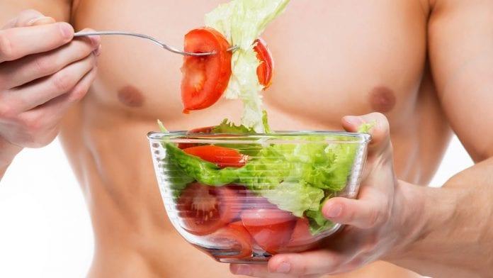 Ganar músculo y ser vegetariano