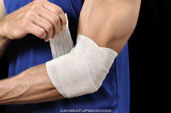 Tratar la lesión