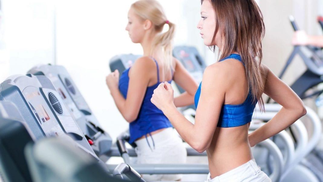 Máquinas ejercicio aeróbico