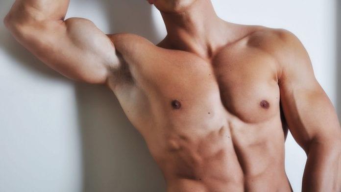 Ganar masa muscular limpia