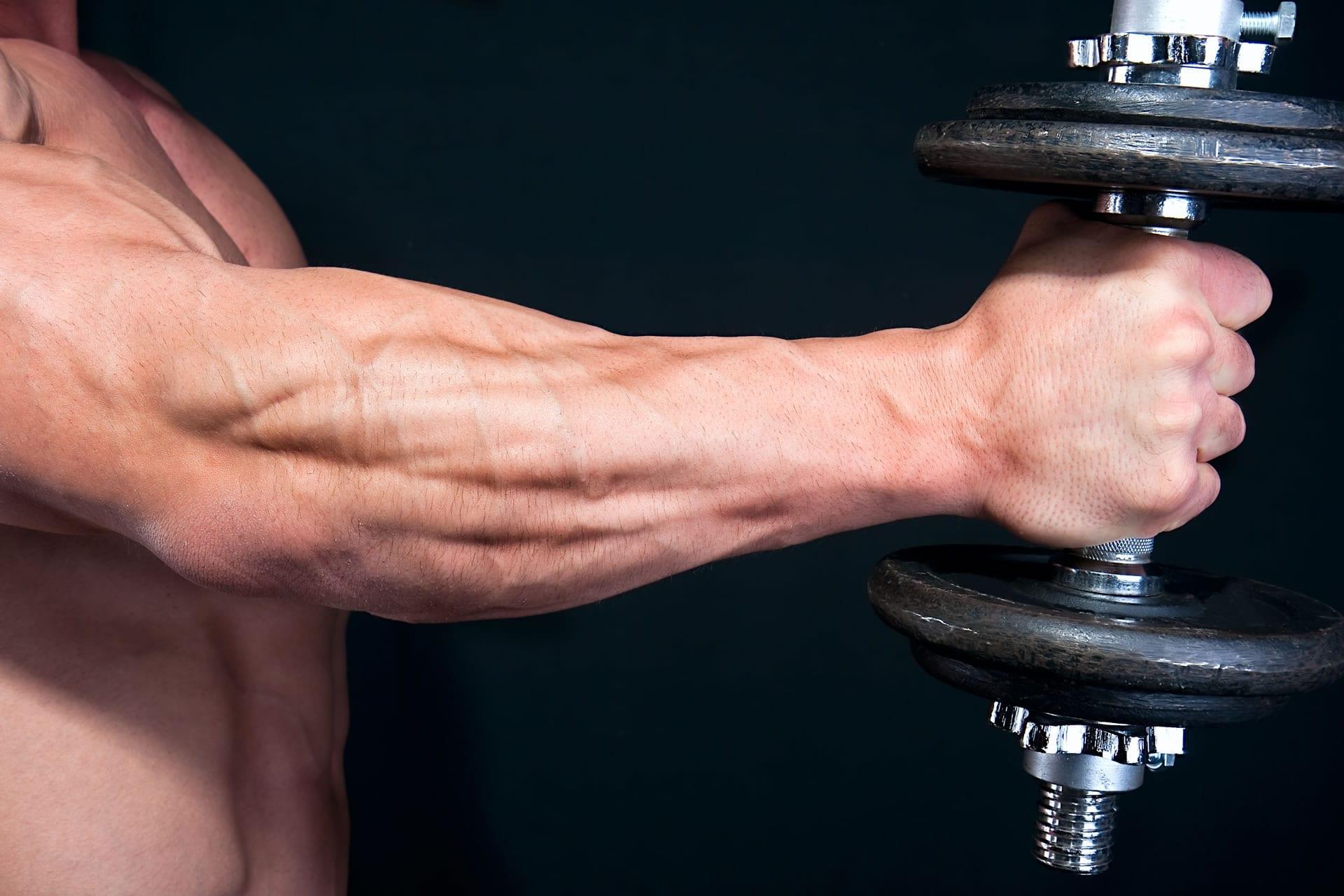 Сильные руки: как увеличить силу рук