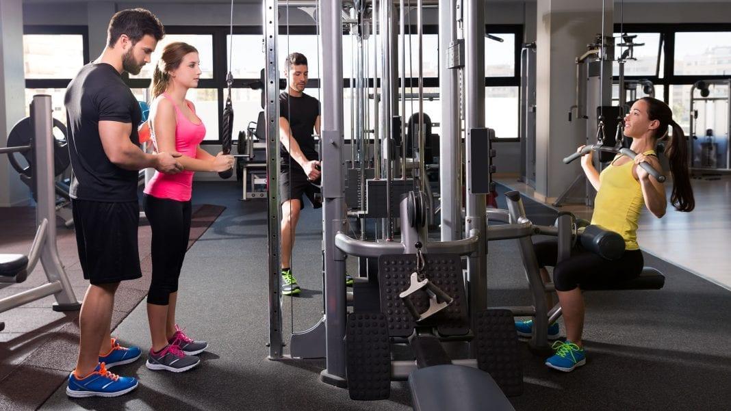 Motivación en el gimnasio