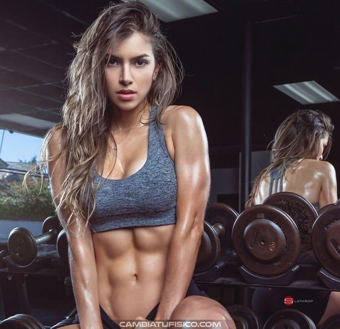 Pesas y fitness