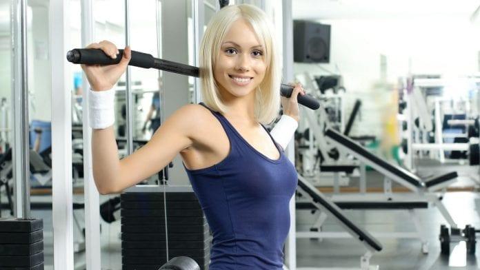 Musculación para mujeres
