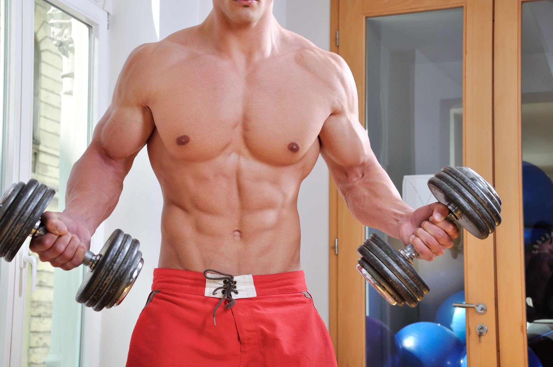 ▷ Ganar masa muscular, todo lo que necesitas saber