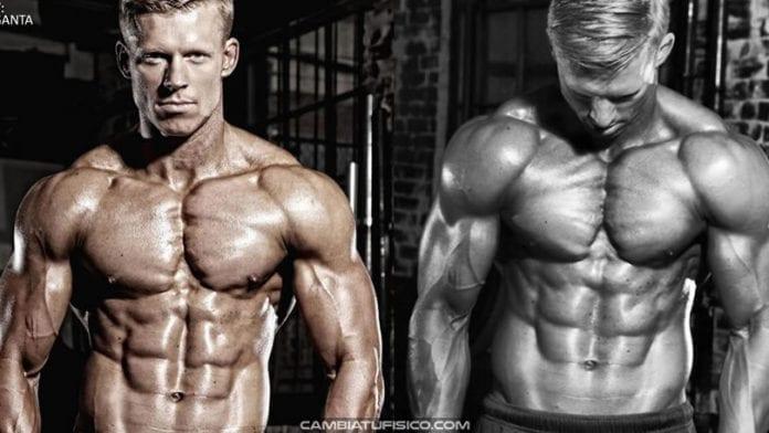 Rutina y Dieta de Nick Olsen