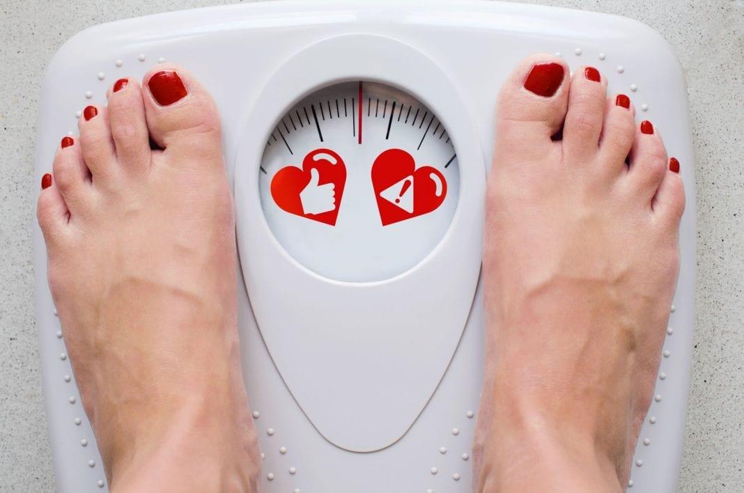 Perder peso demasiado aeróbico