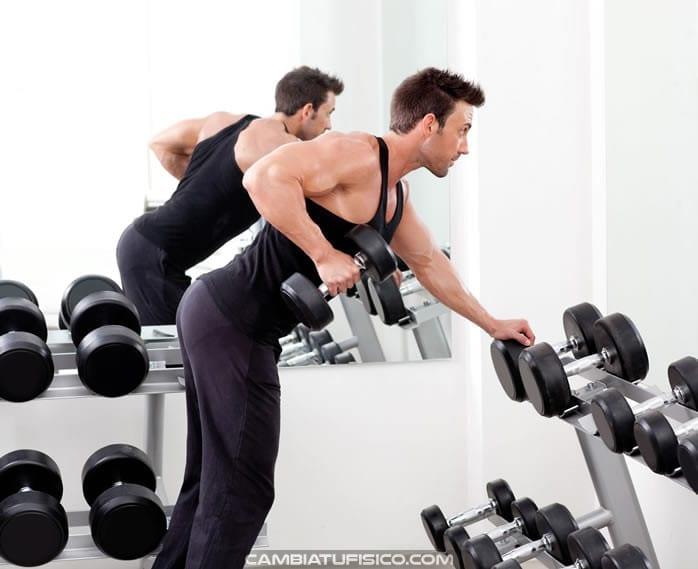 metabolismo y pesas