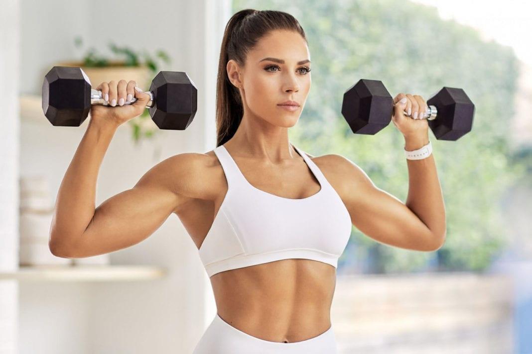 Mi dieta fitness mujer