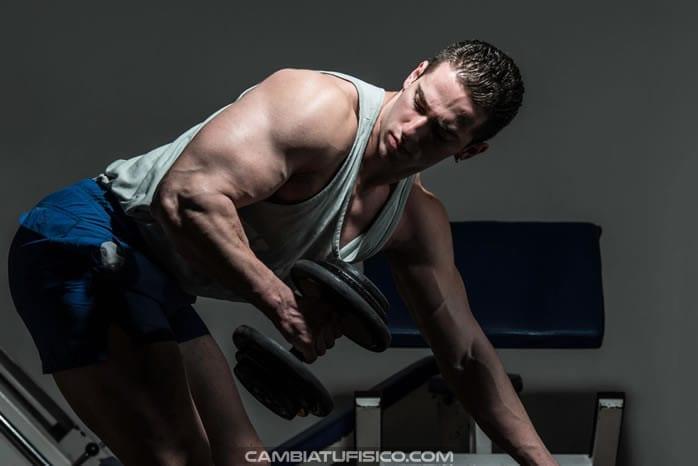 peso en el gym