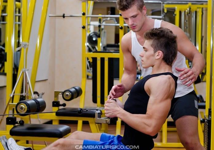 Que peso utilizar en el gimnasio