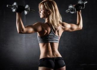 Press Arnold,ejercicio de hombro