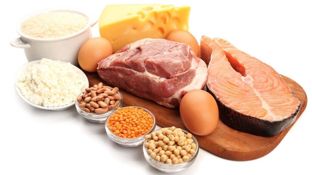 Proteínas para culturistas
