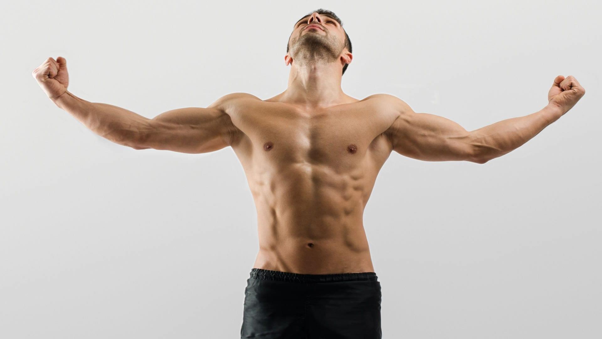 Tipo perder grasa pectoral y abdominal objetivo aumentar fuerza
