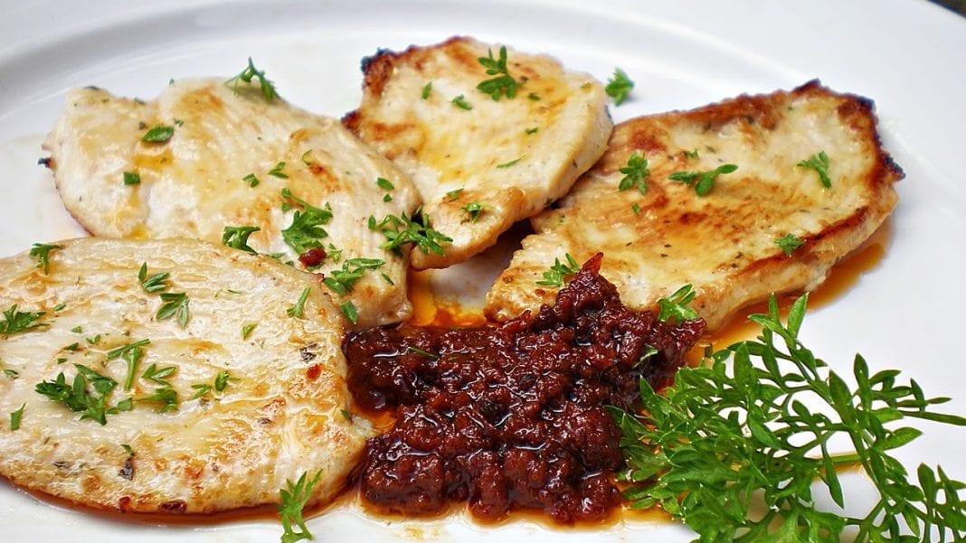 Recetas con pollo marinado