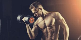 Bíceps rutina