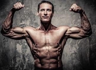 Rutina de fuerza y volumen muscular