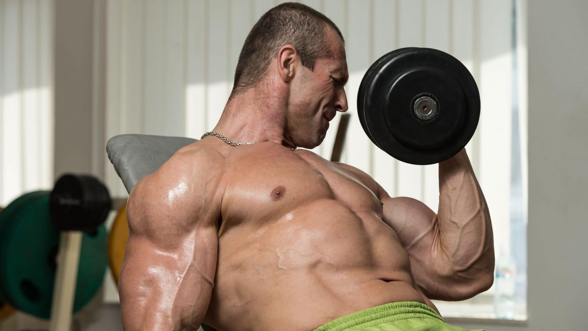 Rutina y dieta para ganar masa muscular | Cambiatufisico