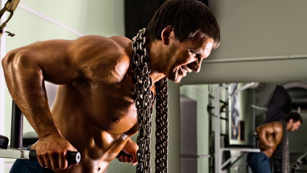 Rutina de masa muscular