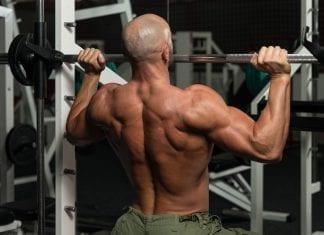 Rutina de entrenamiento en Multipower
