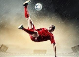 Rutina de pesas para futbol