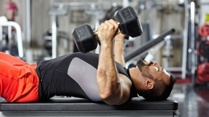 Rutina de pesas tras un tiempo inactivo
